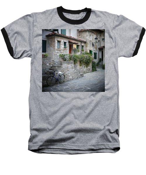 Grado Antica Baseball T-Shirt by Evelyn Tambour