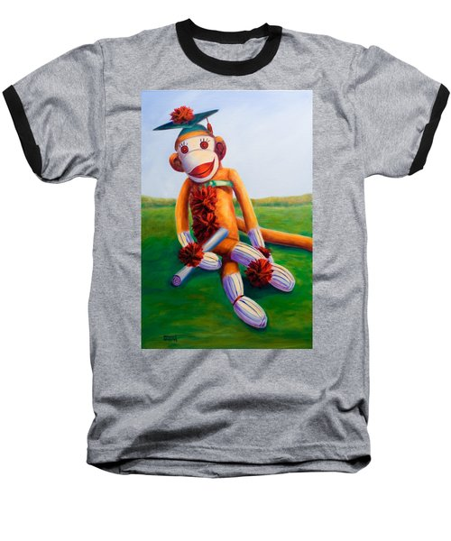 Graduate Made Of Sockies Baseball T-Shirt