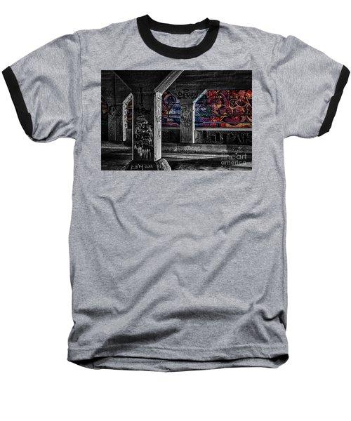 Graffiti Galore 2 Baseball T-Shirt