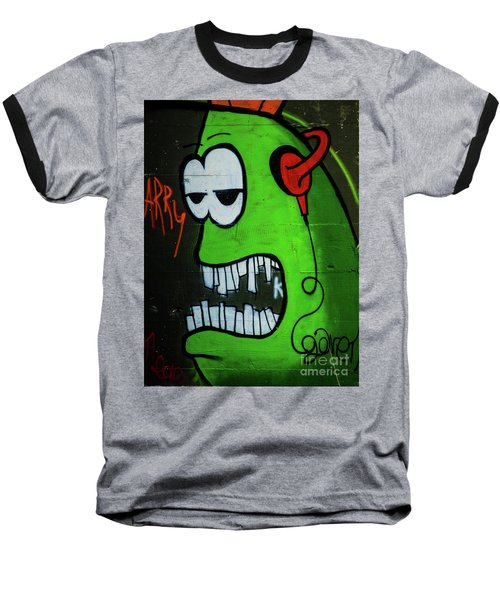 Graffiti_12 Baseball T-Shirt