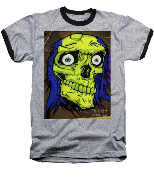 Graffiti_13 Baseball T-Shirt
