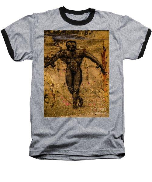 Graffiti_15 Baseball T-Shirt