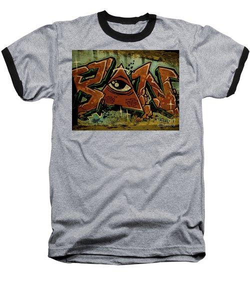 Graffiti_17 Baseball T-Shirt