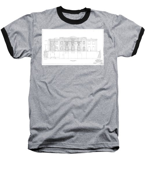 Grafton Station Baseball T-Shirt