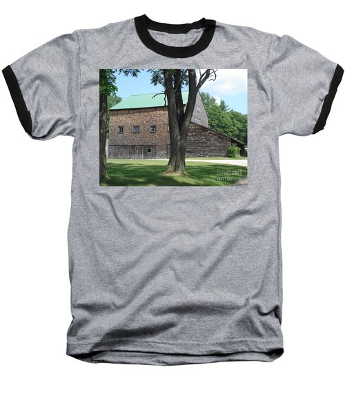 Grammie's Barn Through The Trees Baseball T-Shirt