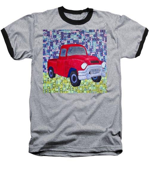 Gramps Had A Green Truck Baseball T-Shirt