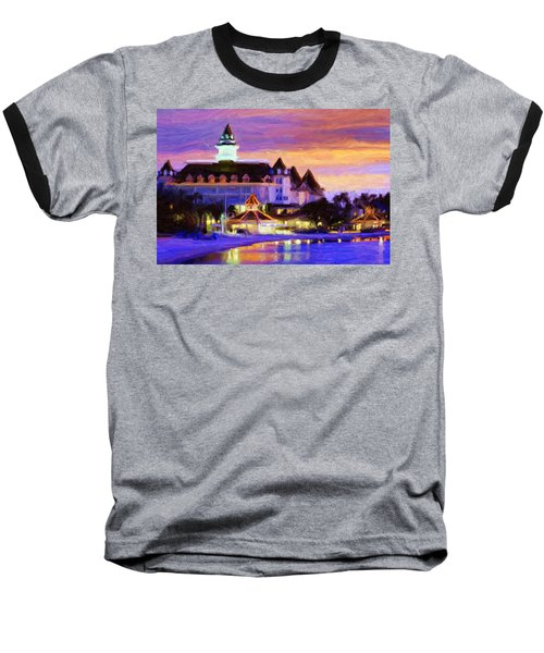 Grand Floridian Baseball T-Shirt