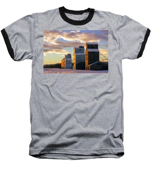 Granary Row Baseball T-Shirt