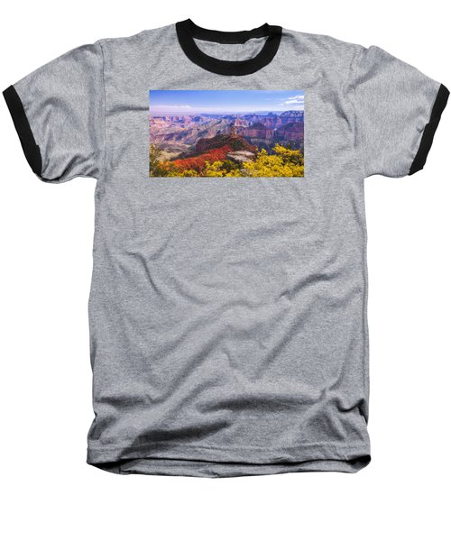 Grand Arizona Baseball T-Shirt by Chad Dutson