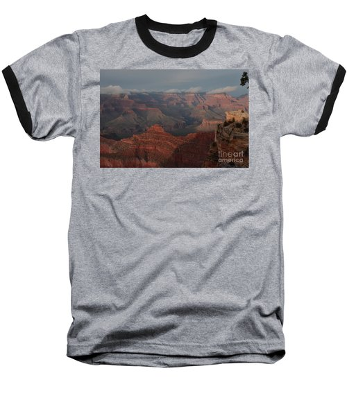 Baseball T-Shirt featuring the photograph Grand Canyon 1 by Debby Pueschel