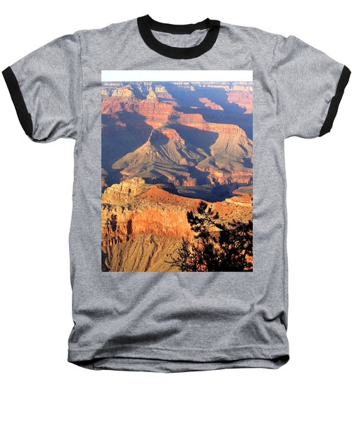 Grand Canyon 50 Baseball T-Shirt