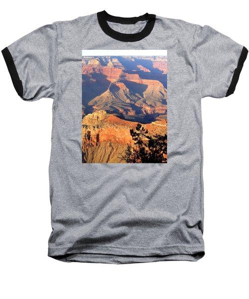 Grand Canyon 50 Baseball T-Shirt by Will Borden