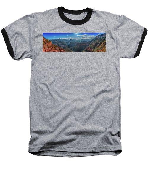 Grand Canyon 6 Baseball T-Shirt