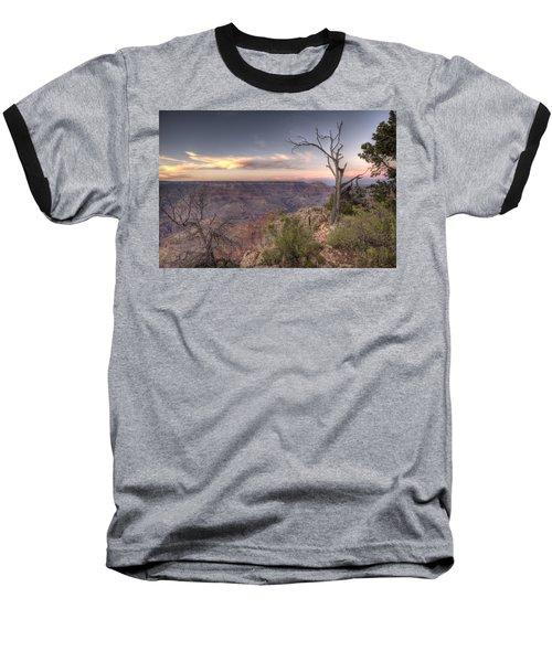 Grand Canyon 991 Baseball T-Shirt by Michael Fryd