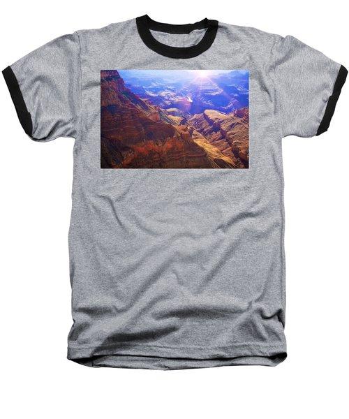 Grand Canyon Arizona 10 Baseball T-Shirt