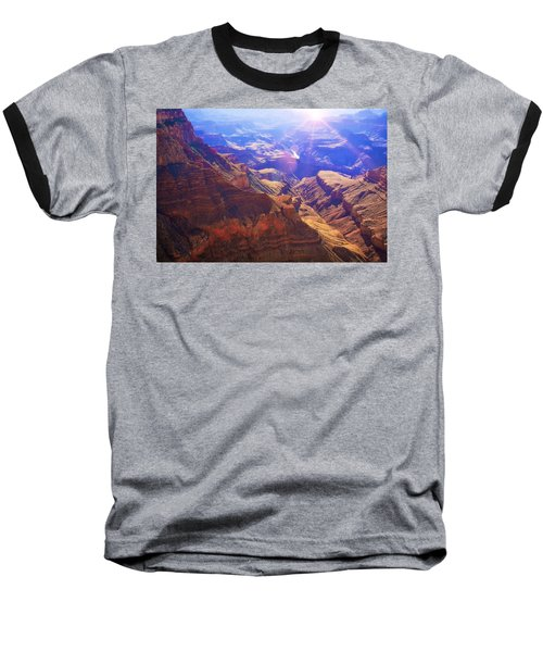 Grand Canyon Arizona 10 Baseball T-Shirt