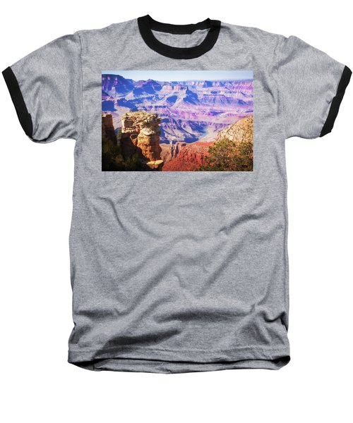 Grand Canyon Arizona 5 Baseball T-Shirt
