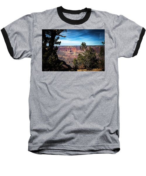 Grand Canyon, Arizona Usa Baseball T-Shirt