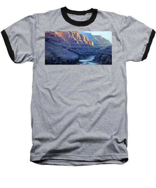 Grand Canyon Dawns Baseball T-Shirt