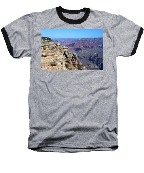 Grand Canyon South Rim Baseball T-Shirt