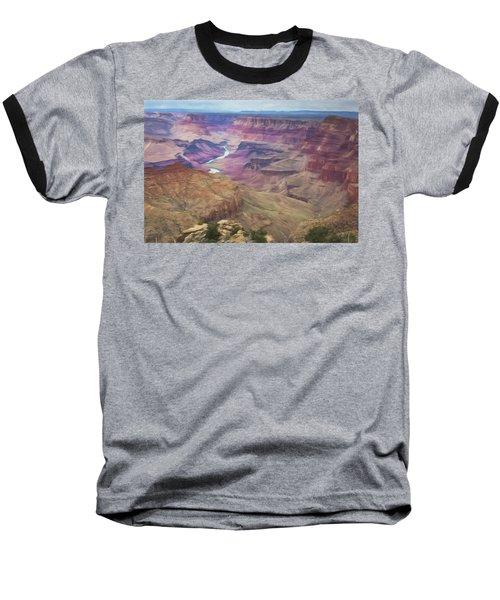 Grand Canyon Suite Baseball T-Shirt