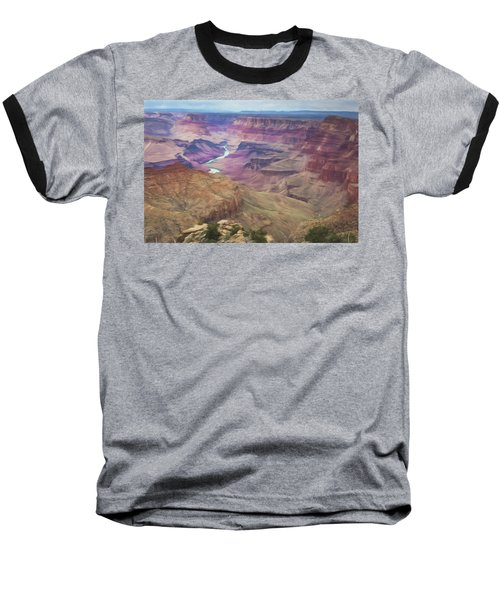 Grand Canyon Suite Baseball T-Shirt