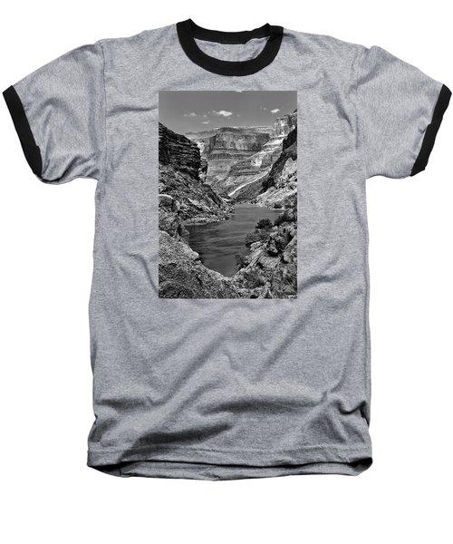 Grand Canyon Vista Baseball T-Shirt