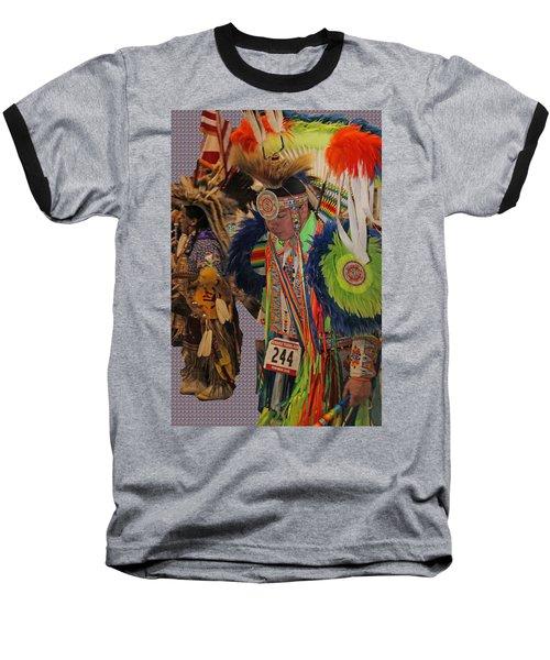 Grand Entry-3 Baseball T-Shirt