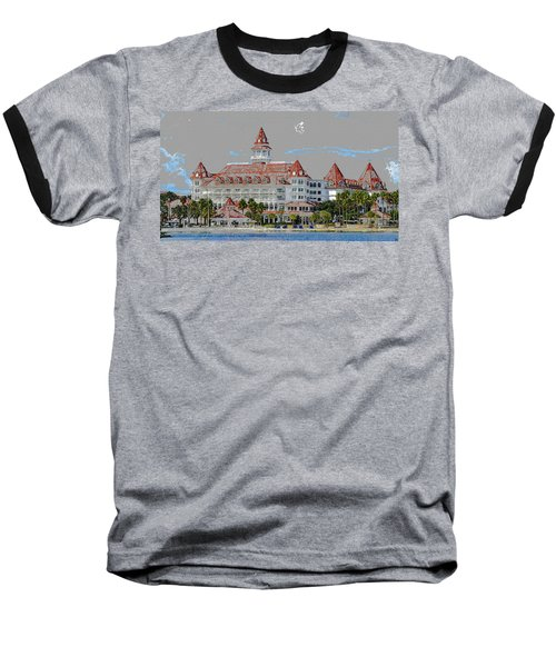 Grand Floridian In Summer Baseball T-Shirt
