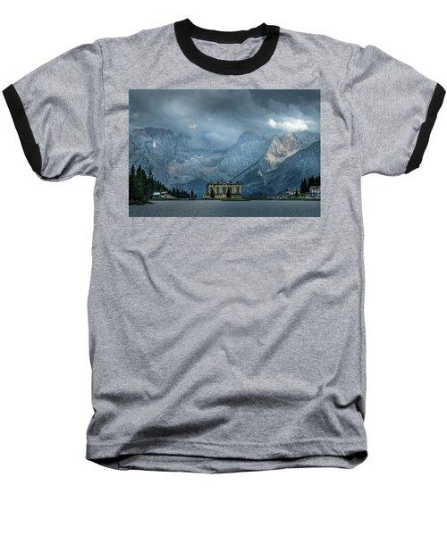 Grand Hotel Misurina Baseball T-Shirt