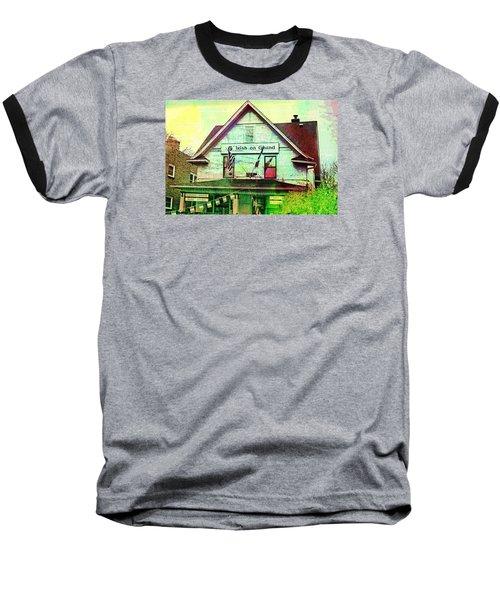 Grand Irish  Baseball T-Shirt by Susan Stone