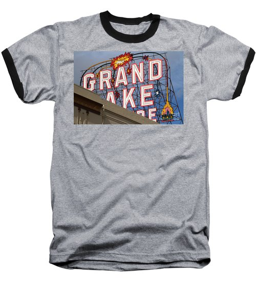 Grand Lake Theatre . Oakland California . 7d13495 Baseball T-Shirt