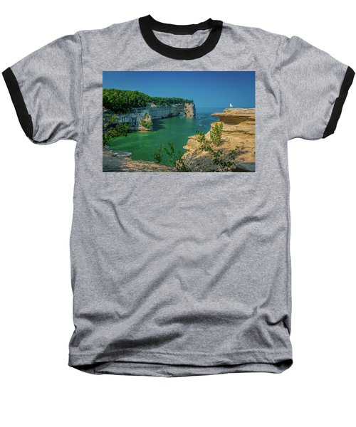 Grand Portal Point Baseball T-Shirt