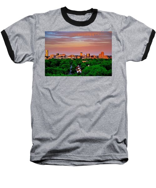 Grand Rapids Mi- 10 The Art Prize Baseball T-Shirt