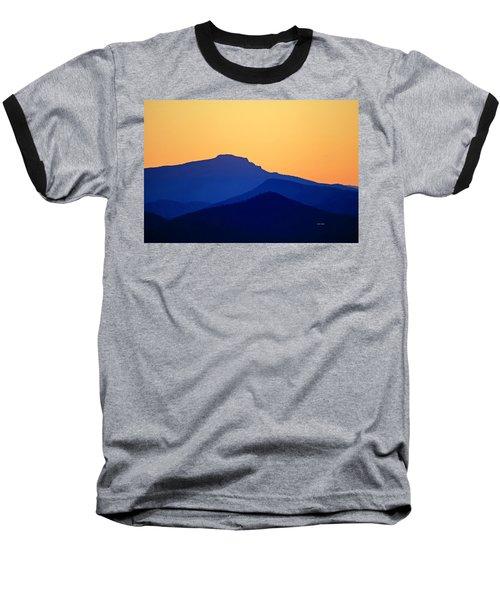 Grandfather Sunset Baseball T-Shirt