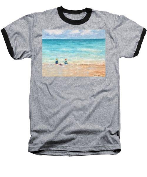 Grandmas View Baseball T-Shirt