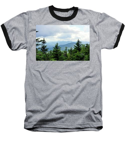 Grandmother Mountain Baseball T-Shirt