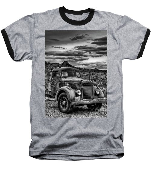 Grandpa's Ride Baseball T-Shirt