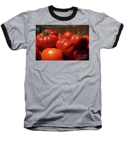 Grandpas Tomatoes Baseball T-Shirt