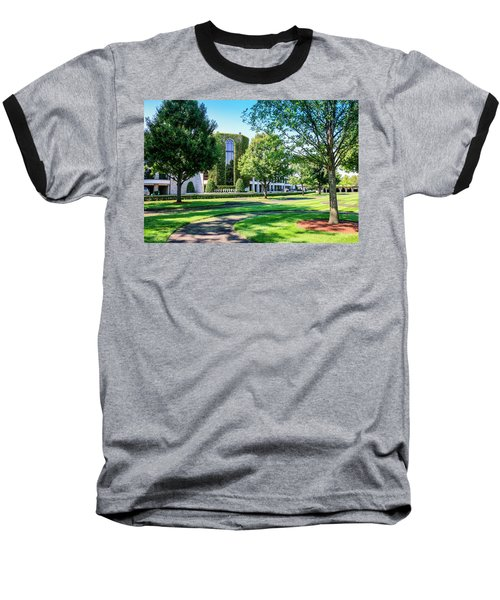 Grandstand At Keeneland Ky Baseball T-Shirt by Chris Smith