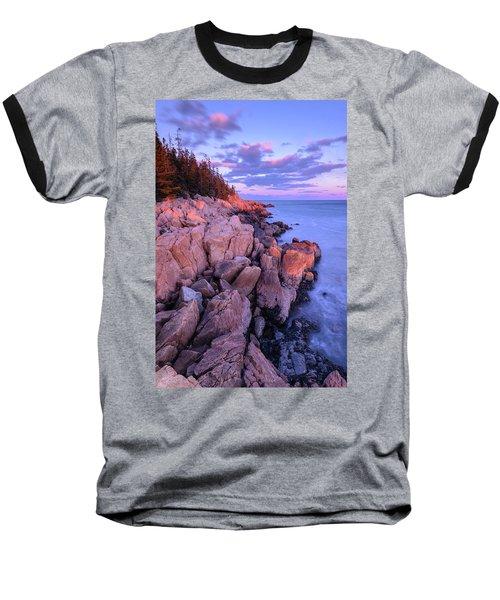Granite Coastline Baseball T-Shirt