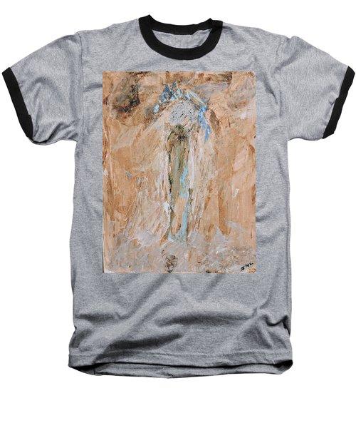 Granny Angel Baseball T-Shirt