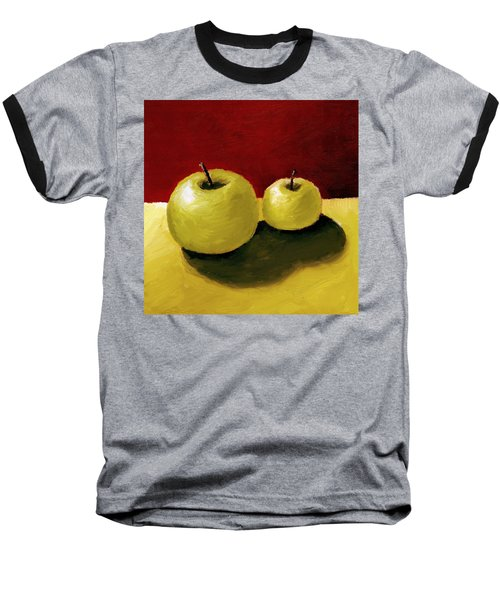 Granny Smith Apples Baseball T-Shirt