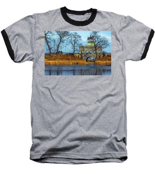 Grant Memorial Lincoln Park Dsc3218 Baseball T-Shirt