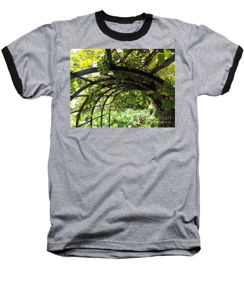 Grape Tunnel Baseball T-Shirt