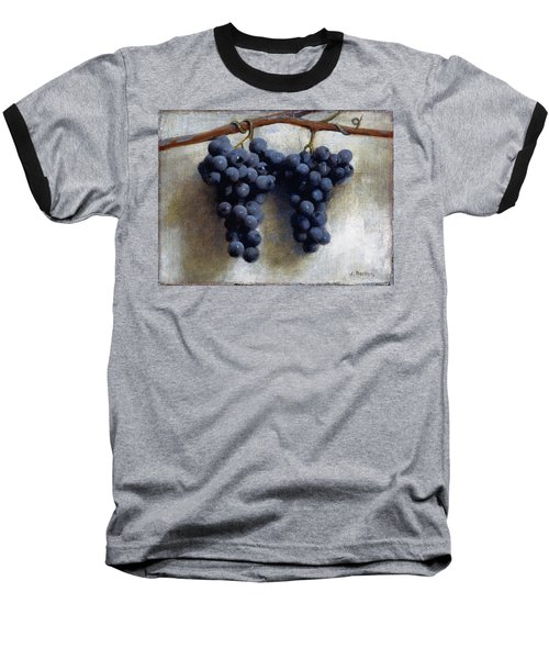Grapes Baseball T-Shirt
