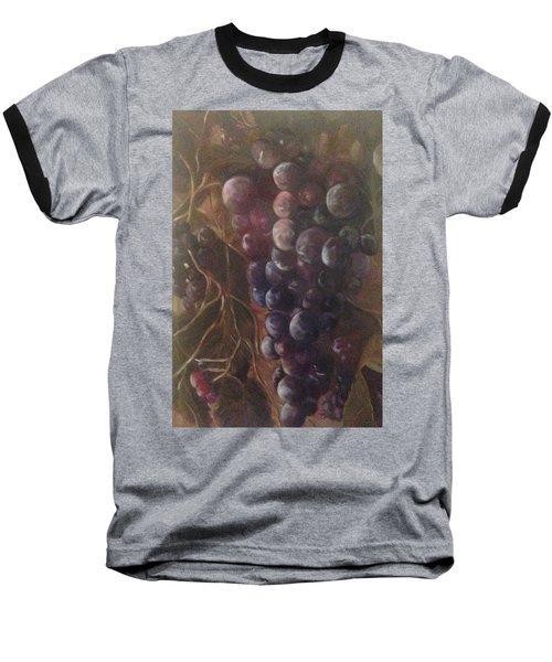 Grapes On A Vine Ca. Baseball T-Shirt