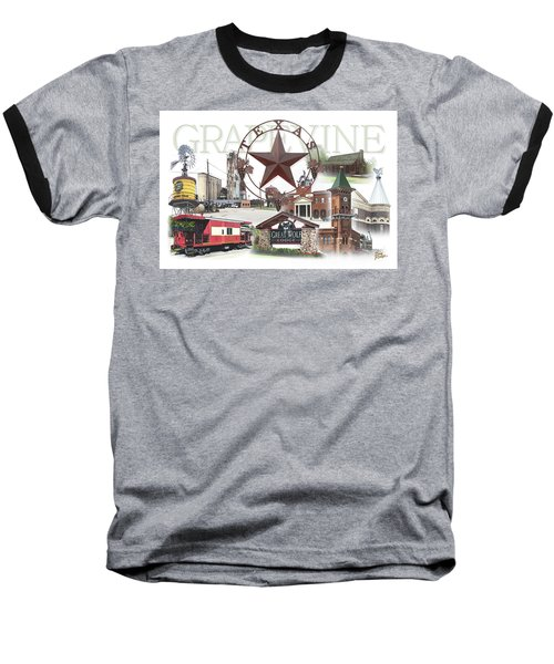 Grapevine Texas Baseball T-Shirt