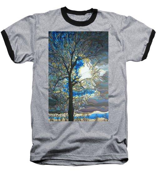 Grasping At Sunshine Baseball T-Shirt