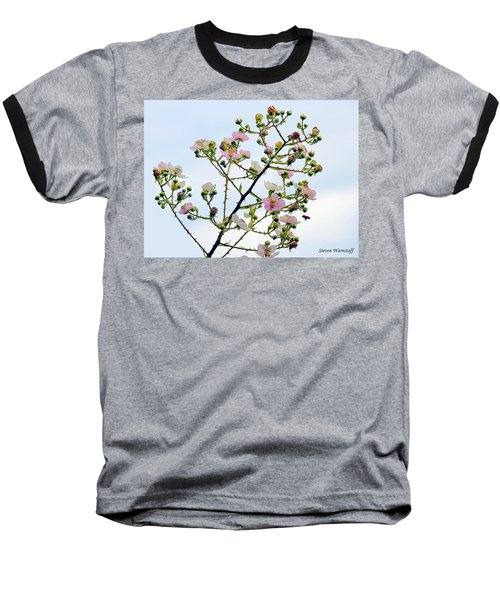 Grasping For The Hands Of Heaven Baseball T-Shirt